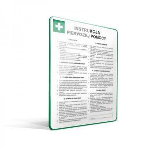 Instrukcje pierwszej pomocy