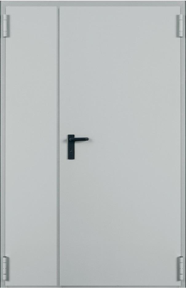 Przegląd drzwi orazkonserwacja bram przeciwpożarowych