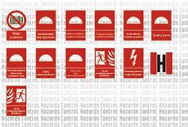 montaż oznakowania bezpieczeństwa
