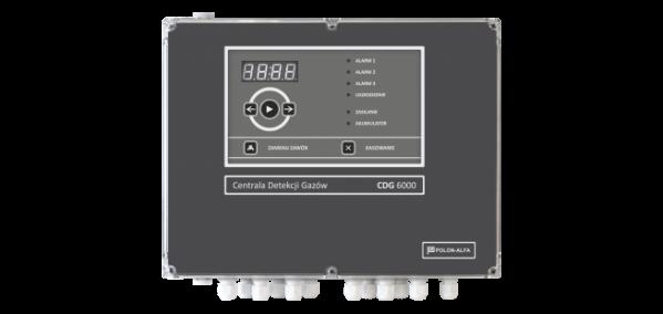 Instalacje przeciwpożarowe - systemy detekcji gazów