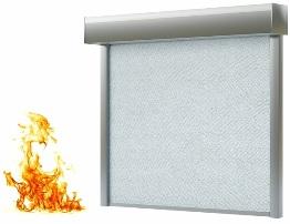 Przeglądy przeciwpożarowych kurtyn dymowych