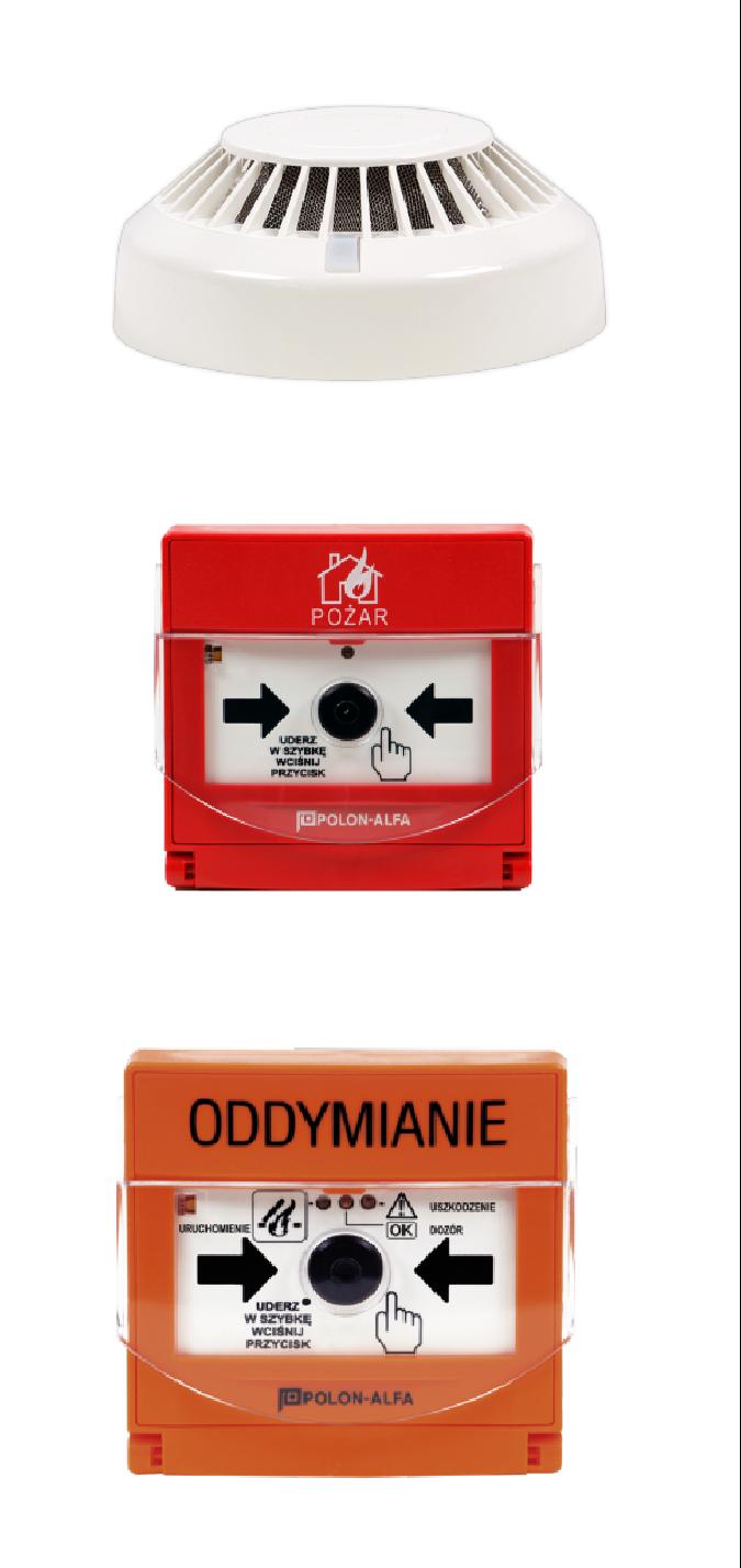 Przegląd ikonserwacja systemów sygnalizacji pożarowej SSP