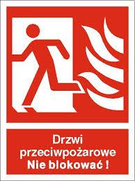 znaki przeciwpożarowe iewakuacyjne