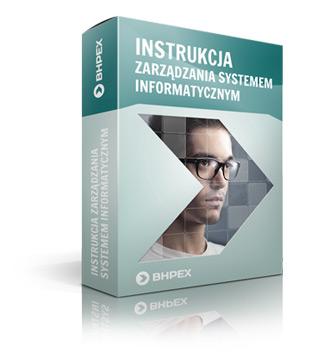 Instrukcja zarządzania systemem informatycznym służącym doprzetwarzania danych osobowych