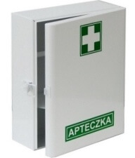 Zdjęcie produktu: - Apteczki pierwszej pomocy