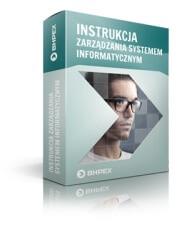 Zdjęcie produktu: - Instrukcja zarządzania systemem informatycznym