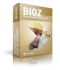 Zdjęcie produktu: - Plan BIOZ i Instrukcja IBWR