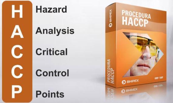 Procedura HACCP to obowiązkowy element dokumentacji sanitarnej