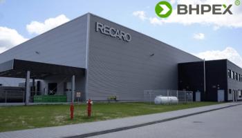 Blog - Szkolenie BHP w RECARO Aircraft Seating w Świebodzinie