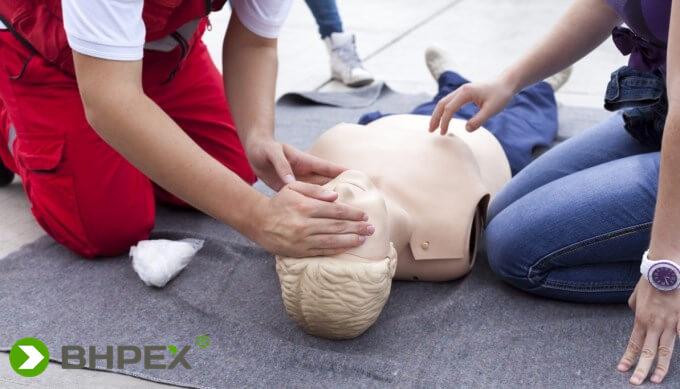Szkolenie pierwszej pomocy wRECARO