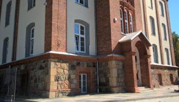 Blog - Pomiar wydajności hydrantów w Sądzie Rejonowym w Żarach
