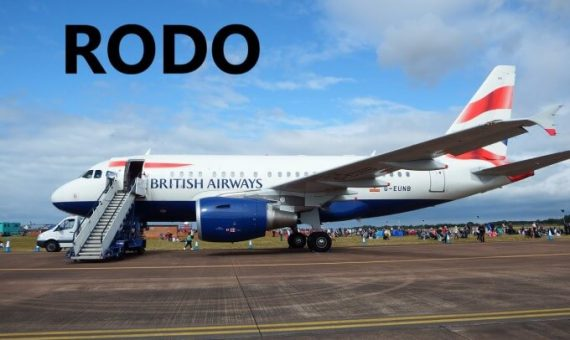 Rekordowa kara zanaruszenie RODO dlaBritish Airways