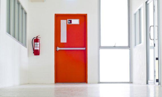 Drzwi ibramy przeciwpożarowe