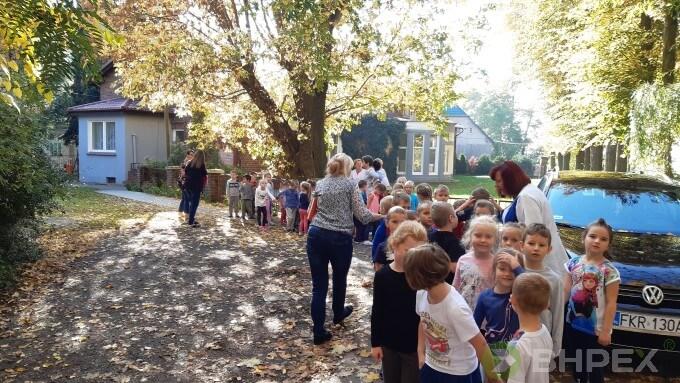 ewakuacja przedszkole nr 1