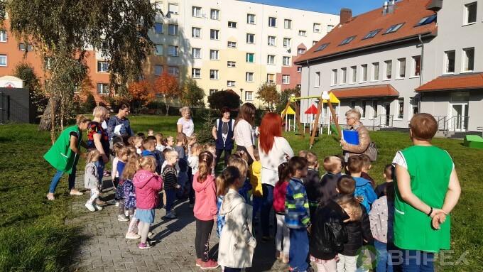 ewakuacja przedszkole nr 2