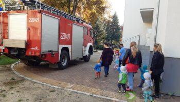 Blog - Ćwiczenia ewakuacyjne w trzech przedszkolach w Krośnie Odrzańskim [galeria]