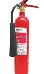 Gaśnice przeciwpożarowe
