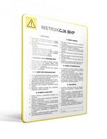 Instrukcje BHP dla gastronomii