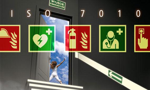 Czy nowa norma PN-EN ISO 7010 nakłada obowiązek wymiany oznakowania bezpieczeństwa?