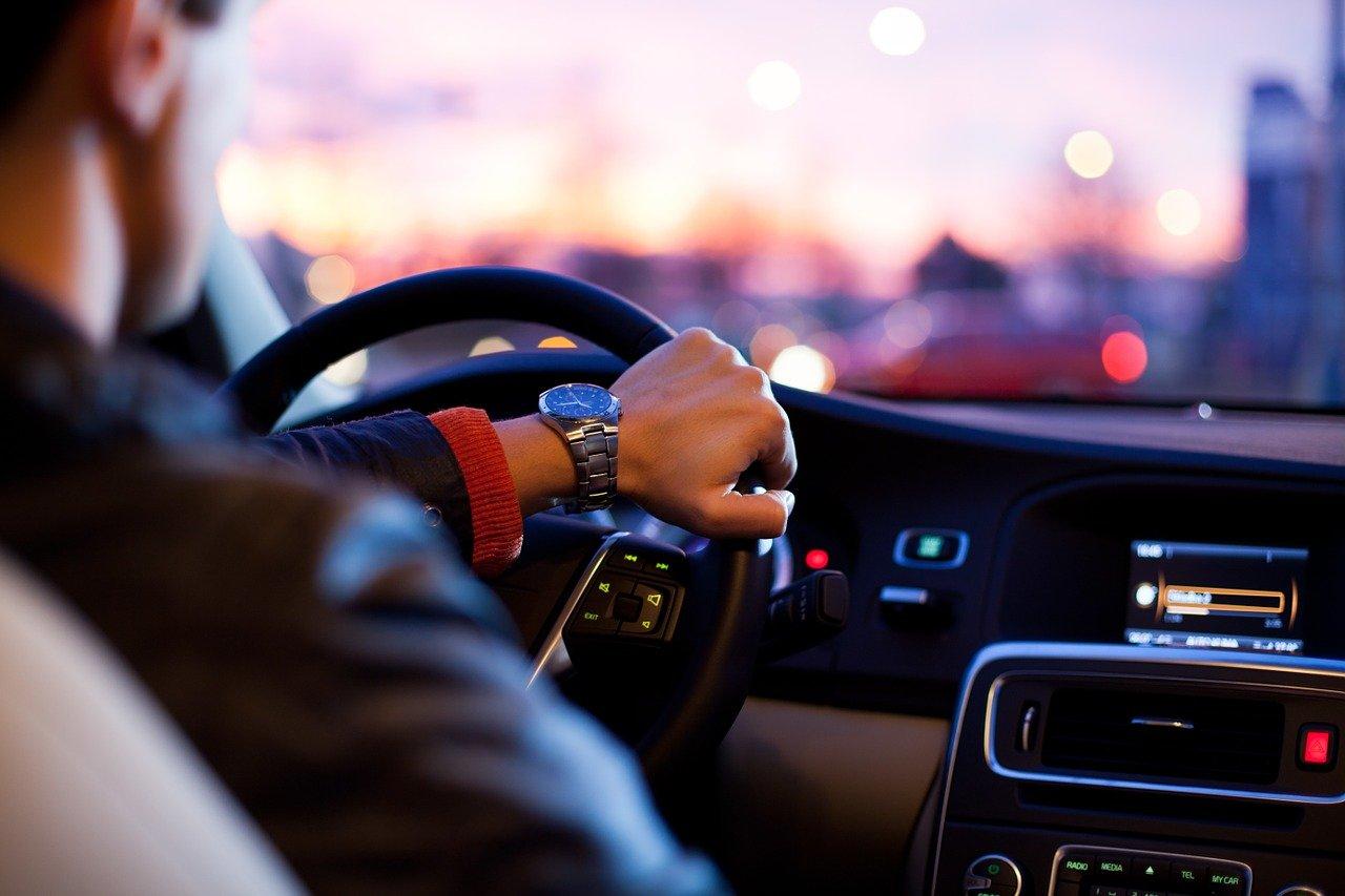 kierowca ochrona danych osobowych