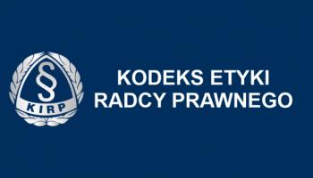 Blog - Kodeks Etyki Radcy Prawnego