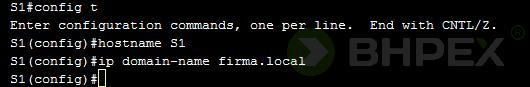 Konfiguracja połączenia zwykorzystaniem protokołu SSH