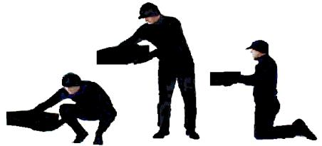 Metoda KIM - obciążenie mięśniowo - szkieletowe