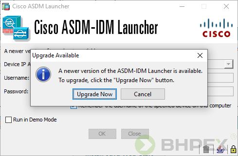 Nowa wersja ASDM