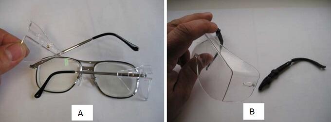 Przegląd środków ochrony oczu itwarzy