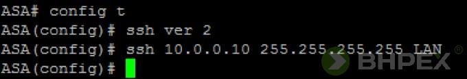 określenie wersji protokołu SSH