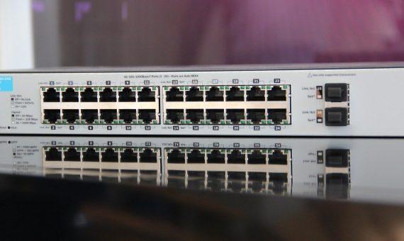 Podstawowa konfiguracja przełącznika CISCO – switch'a warstwy 2 modelu ISO / OSI