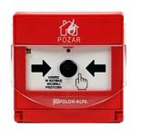 ROP - Ręczne ostrzegacze pożarowe