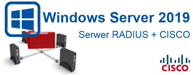 Windows Server 2019 Radius + CISCO