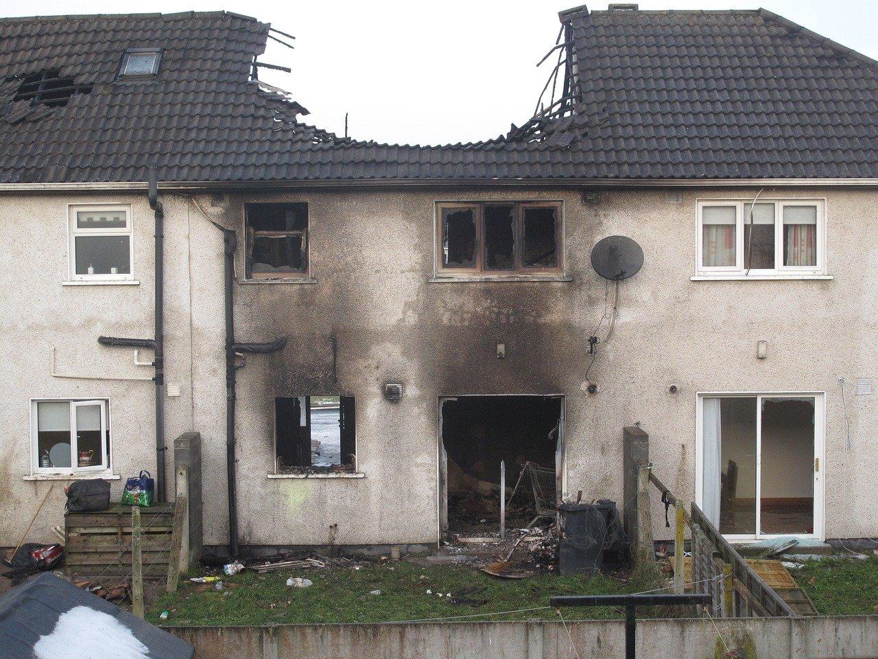 zabezpieczenie domu przed pożarem