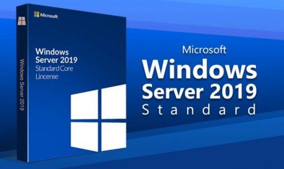 Instalacja systemu Windows Server 2019