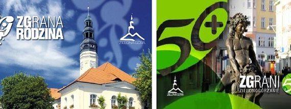 Zostaliśmy oficjalnym partnerem programów ZGrana Rodzina iZGrani Zielonogórzanie 50+